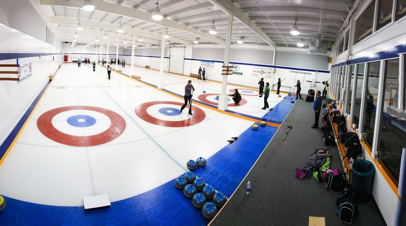 Cowichan Rocks Curling Facility