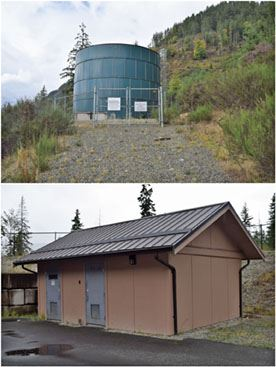 Bald Mountain Water System