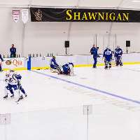 Shawnigan lake School Arena
