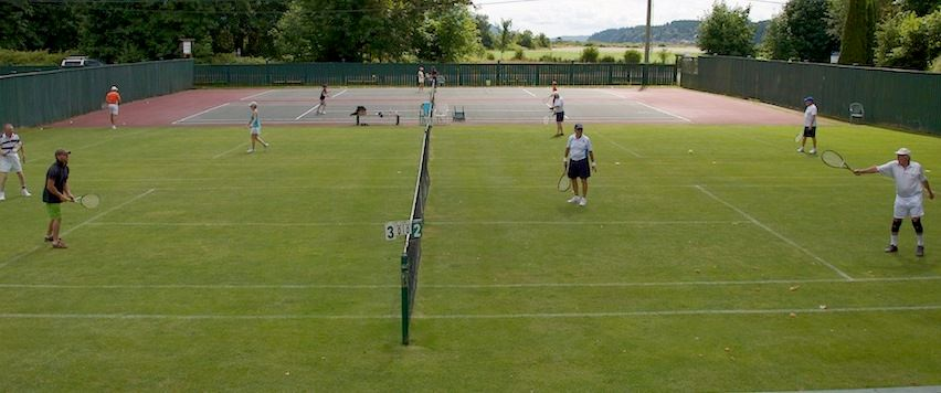 South Cowichan Lawn Tennis