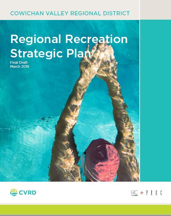 Regional Rec Strategic Plan cover