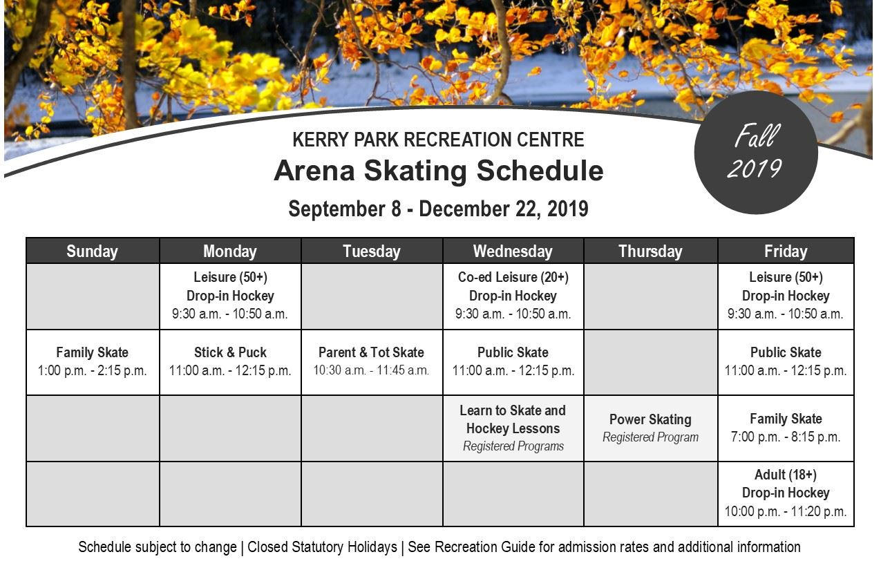 Fall 2019 Skate Schedule Small _ FB page