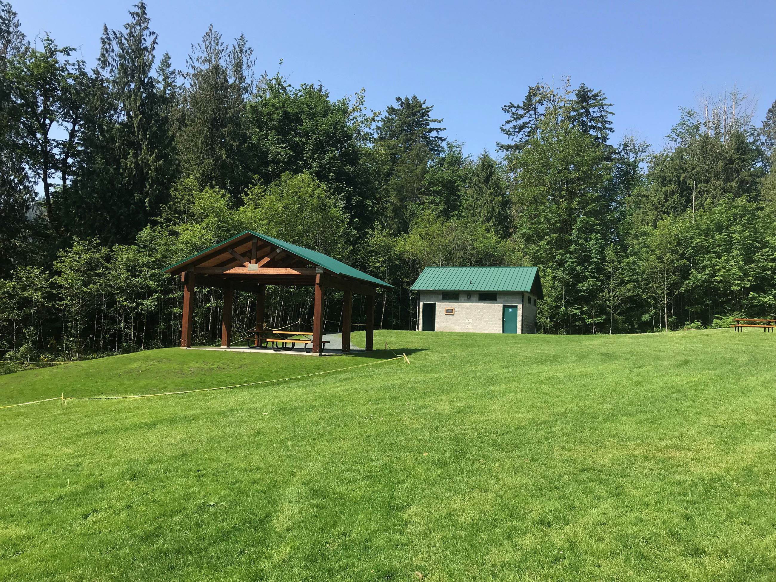 Mile 77 Park Picnic Shelter (Donated)