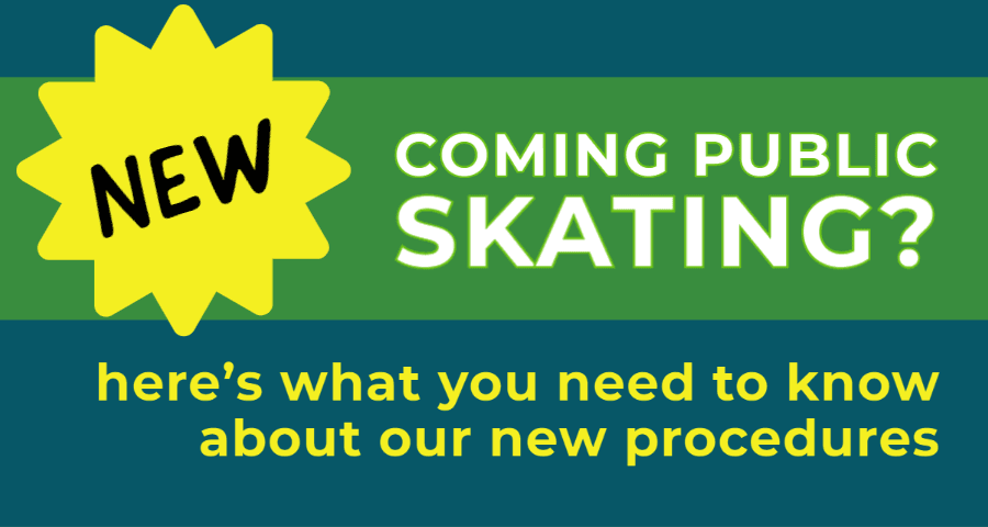 Public Skating Guidelines half size