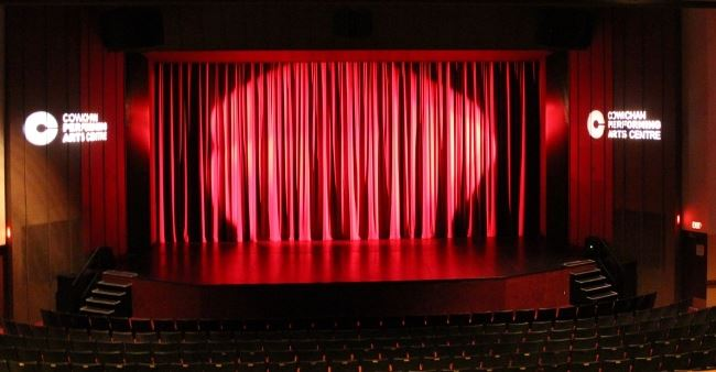 Cowichan Performing Arts Centre Stage